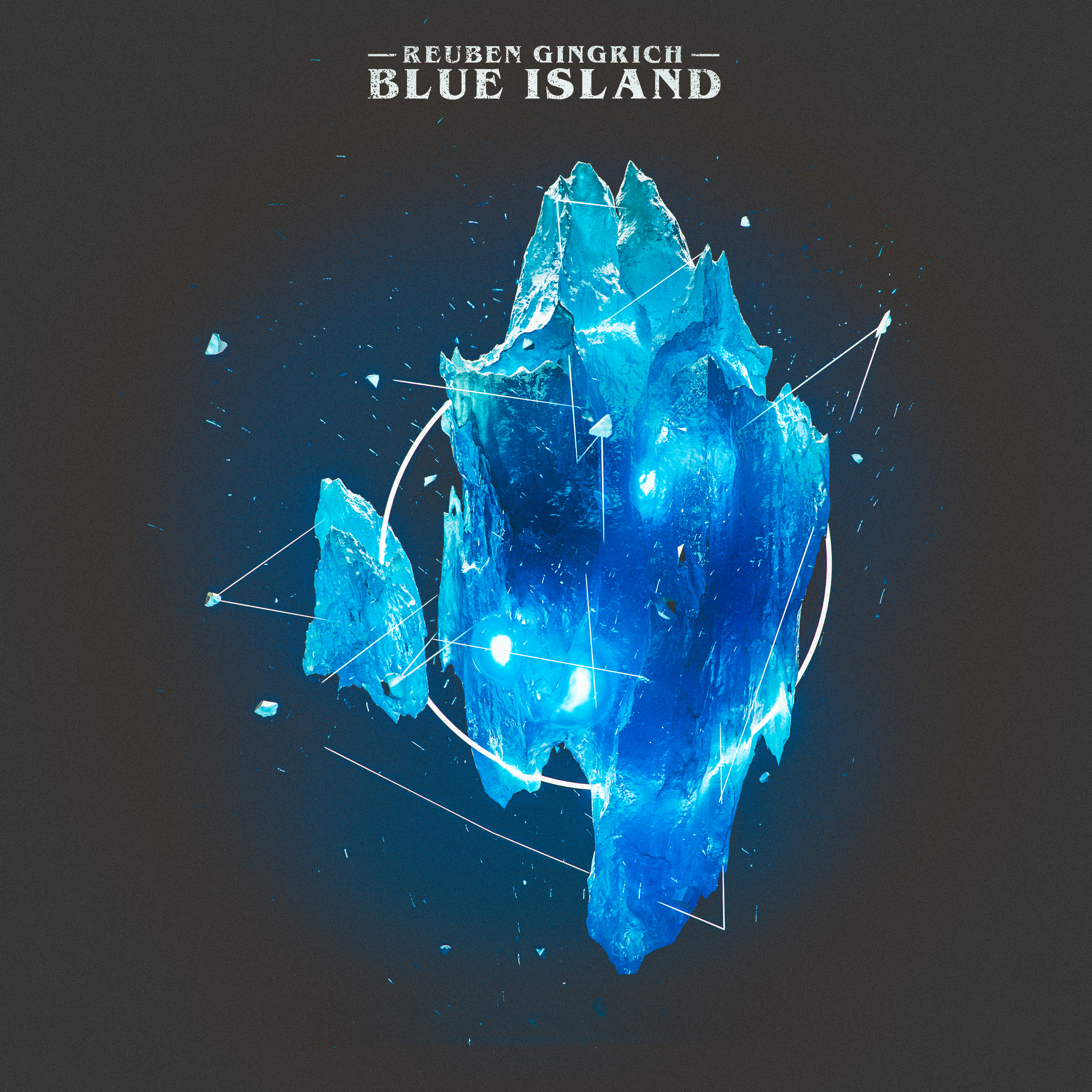 Blue Island Front Cover 4K